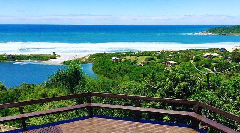 A Praia do Rosa – é o paraíso no litoral Sul Catarinense