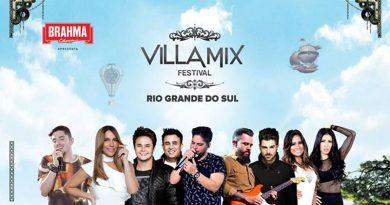 Villa Mix Festival RS está chegando com vários nomes consagrados do sertanejo.